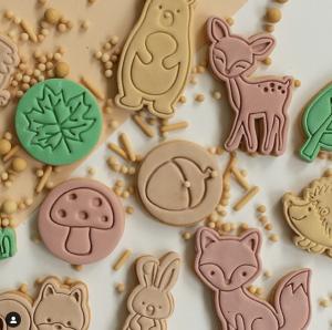 fondant koekjes